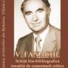 Scriitorul V. Fanache, evocat la Cluj