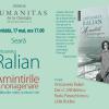 Antoaneta Ralian se întâlnește cu cititorii la Humanitas de la Cișmigiu