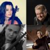 Concert în familie: Maria şi Cristian Florea, Simina şi Gabriel Croitoru, la Sala Radio