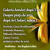 Despre Galeria AnnArt și piața de artă din România, la Cafeneaua critică