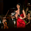 """Soprana Adriana Ferfecka din Polonia, marea câştigătoare a Concursului Internaţional de Canto """"Le Grand Prix de l'Opéra"""""""