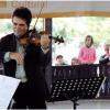Vioara lui George Enescu, în parcurile bucureştene