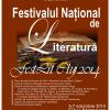 Festivalul Naţional de Literatură, FestLit Cluj 2014