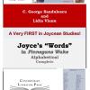 Joyce Lexicography. Volumele 999.4, 999.5, 999.6, 999.7, 999.8, 999.9.