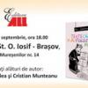 Alex. Ştefănescu, dublă lansare de carte la Braşov