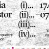 """Vernisajul """"(i)… (ii)… (iii)… (iv)… """" de Iulia Nistor"""