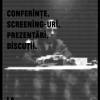 """""""La seral: conferințe, screening-uri, prezentări, discuții"""", la Salonul de proiecte"""