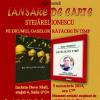Lansare Stejărel Ionescu, la Deva