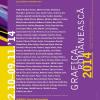 """""""Grafica românească 2014"""", la Galeria Căminul Artei"""