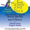 """Florin Iaru și Eugen Suciu deschid Serile de poezie şi jazz ale MNLR """"POEZIE. LA COMEDIE!"""""""