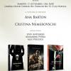 Cristina Nemerovschi și Ana Barton își întâlnesc cititorii la Cluj