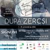 """Expoziţia """"După zercși"""", la Galeria Signum"""