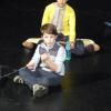 """Spectacolul """"Teatrul drepturilor copilului"""", la Teatrul de Comedie"""