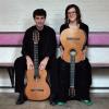"""Recital """"Guitarra entre dos"""", dúo NOIZ (Pedro Izquierdo y Dora Nakou), la Ateneul Român"""