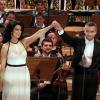 Angela Gheorghiu acompaniată de Tiberiu Soare, concerte de gală pe mari scene europene