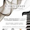Soprana Irina Iordăchescu și pianistul Ștefan Doniga în concert, la Veneția, de Ziua Națională a României