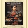 """Închiderea ediției a IV-a a proiectului Serile de chitară – """"De la Bach la Beatles"""""""