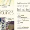 Seară António Lobo Antunes, la Librăria Humanitas