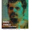 """""""Ce mai faci, scriitorule?""""-  Dialog cu Radu Vancu, la Cărtureşti Mercy"""