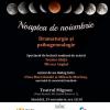 """""""Noaptea de noiembrie"""", penultima ediţie a """"Nopţilor macedonskiene"""", la Teatrul Mignon"""