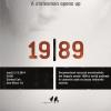 """Fimul documentar """"1989"""", la Centrul Ceh"""