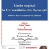"""Contemporary Literature Press va lansa volumul """"Limba engleză la Universitatea București. Subiecte date la examenul de admitere"""""""