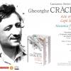 Lansarea Seriei de autor şi vernisajul expoziţiei dedicate lui Gheorghe Crăciun, la Braşov
