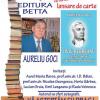 """Aureliu Goci lansează monografia """"Liviu Rebreanu. Centrul operei și distribuția tipologică"""""""