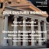 Tinerimea Română celebrează Ziua Culturii Naționale