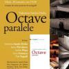 """Lansarea volumului """"Octave paralele"""", de Valentina Sandu-Dediu"""