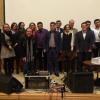 Gabi Eftimie, M. Duțescu, Cosmin Borza, Bogdan-Alexandru Stănescu și Octavian Soviany, laureații Galei Tinerilor Scriitori / Cartea de poezie a anului 2014