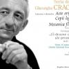 Lansarea Seriei de autor Gheorghe Crăciun, un nou proiect editorial Cartea Românească, la Cărturești Verona