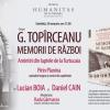 Întâlnire cu Lucian Boia şi Daniel Cain, la Librăria Humanitas de la Cişmigiu