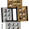 """Lucrări aparținând pictorului român Gheorghe Tattarescu și sculptorului francez Auguste Rodin, în noua emisiune de mărci poștale, """"Reproduceri de artă"""