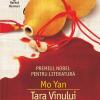 """Seară dedicată scriitorului Mo Yan şi romanului """"Ţara Vinului"""", la Librăria Humanitas de la Cişmigiu"""