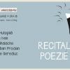 Recital de poezie, la Galeria Meru