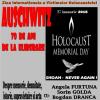 Ziua Internațională de Comemorare a Victimelor Holocaustului- 70 de ani de la eliberarea lagărului de la Auschwitz-Birkenau