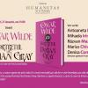 Seară Oscar Wilde, la Librăria Humanitas de la Cişmigiu
