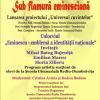 """""""Sub flamură eminesciană"""", la Iași"""