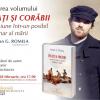 Adrian G. Romila povesteşte despre piraţi şi corăbii, la Bucureşti