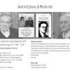 Moshe Idel versus Andrei Oișteanu, la Târgul de carte de la Ierusalim