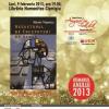 """Matei Vişniec, câştigător al Premiului literar """"Augustin Frăţilă"""", ediţia a III-a, în dialog cu cititorii, bloggerii şi presa"""