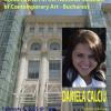 Daniela Calciu, referent de specialitate al Muzeului Național de Artă Contemporană din România, va fi prezentă la New York