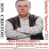 """Ion Cristoiu, la """"Întâlnirile SpectActor"""""""