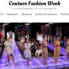 Designerul român Alexandra Popescu-York își va prezenta, pentru a treia oară consecutiv, noua colecție la Couture Fashion Week, din New York