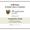 Translation Café 138: Poeme de Augustin Ioan traduse în limba engleză