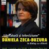 Despre literatură şi televiziune cu Daniela Zeca-Buzura, la Librarium Palas din Iaşi