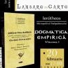 """A apărut în limba română primul volum din """"Dogmatica empirică după învățăturile prin viu grai ale Părintelui Ioannis Romanidis"""""""