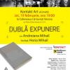 """Dublă expunere"", cu Andreiana Mihail și Horia Mihail"