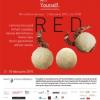 """Expoziție de grup, """"Red"""", la Galeria Art Yourself"""